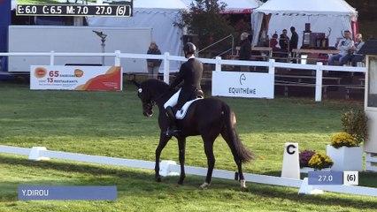 Yannick Dirou - California 'd'Horset - Mondial du Lion 2018