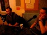 interview de Gobus et Psiko des radiations sur Radio G N°2