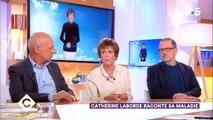 """Catherine Laborde a t-elle quitté TF1 à cause de la maladie de Parkinson ? Elle répond dans """"C à vous"""""""