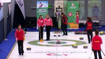World Curling Tour, PAF Masters 2018, Team Kauste (FIN) vs Team Lijun Zhang (CHN)
