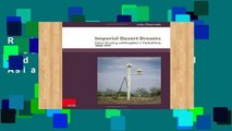Review  Imperial Desert Dreams: Cotton Growing and Irrigation in Central Asia, 1860-1991 (Kultur-