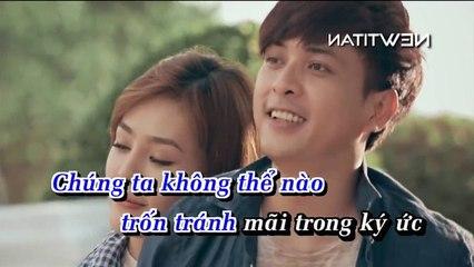 Đổi Thay - Hồ Quang Hiếu - Official Karaoke