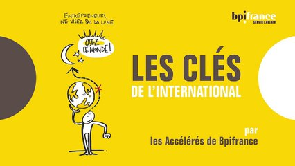 Les clés de l'international : maîtriser l'anglais