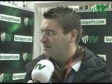 Bursaspor'un Kazanmaktan Başka Çaresi Yok (31.01.2010)