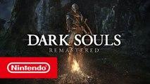 Dark Souls : Remastered - Trailer de lancement sur Switch