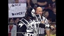 La Parka (L.A. Park) vs. Buff Bagwell... WCW Monday Nitro.