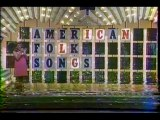 Wheel of Fortune clip (February 25, 1994)