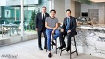 Paradigm Office Tour with Chairman Sam Gores and Henry Golding