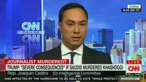 Joaquin Castro Alleges Khashoggi Disappeared After Jared Kushner Gave 'Hit List' To Saudi Arabia