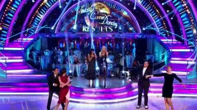 Strictly Come Dancing S16E08 Week 4 Results