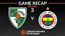 Highlights: Zalgiris Kaunas - Fenerbahce Istanbul