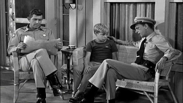The Andy Griffith Show S04 E14 - Andy and Opies Pal