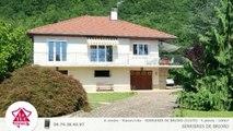 A vendre - Maison/villa - SERRIERES DE BRIORD (01470) - 5 pièces - 160m²