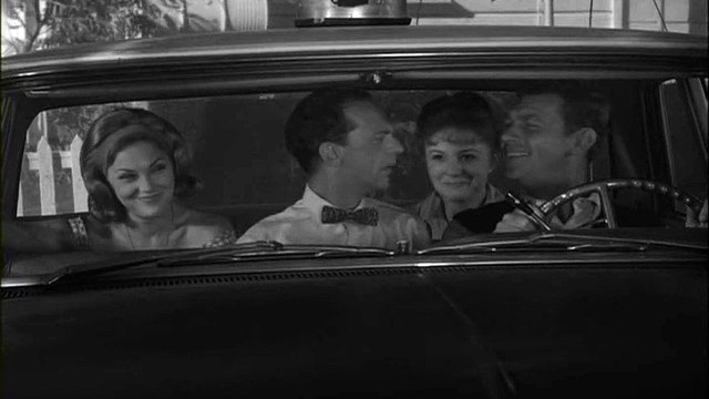 The Andy Griffith Show S03 E02 - Andys Rich Girlfriend