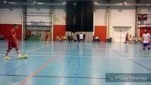 La Province - Futsal - Premier extrait du derby entre le Futsal Flénu et Hellas Thulin (D3 Ligue)