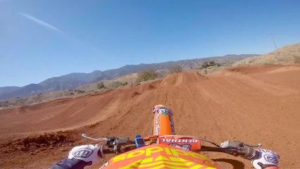 Mitchell Falk SX Prep | GoPro Onboard