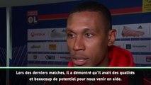 """10e j. - Marcelo : """"Dembélé est un grand buteur, très important pour nous"""""""
