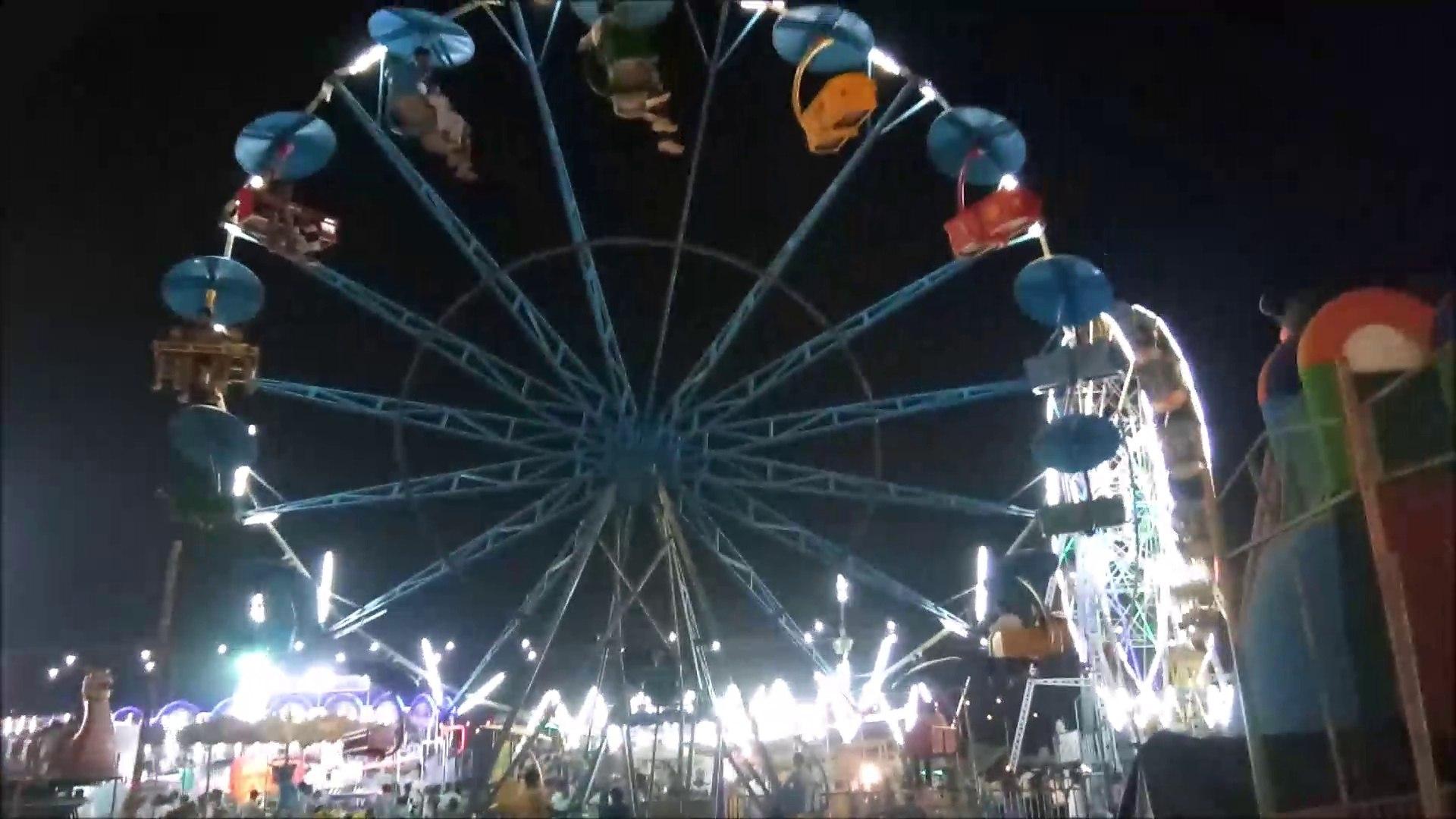 Delhi Fun Fair 2018 | Fun Fair Games | Fun Fair Videos | Fun Fair Rides | PD Rajan