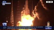 Cap sur Mercure ! Le satellite BepiColombo a commencé son long voyage vers la planète la plus proche du soleil