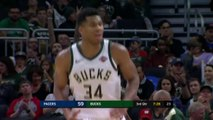 Giannis Antetokounmpo Full Highlights and DUNK Party - Bucks vs Pacers - October 19, 2018 [HD]