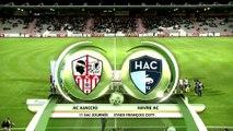 AC Ajaccio - HAC (3-2): le résumé vidéo du match