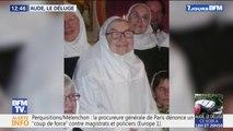 """""""Aude, le déluge"""": l'émotion dans un couvent après la mort d'une sœur dans les inondations"""