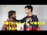 "Mobile Phone lost ""Nothing Worth Than a Smile"" 