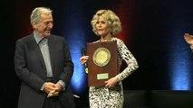 Jane Fonda en pleine Lumière