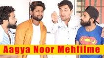 Aagya Noor Mehfilme    Kiraak Hyderabadiz Noor Bhai Funny Video