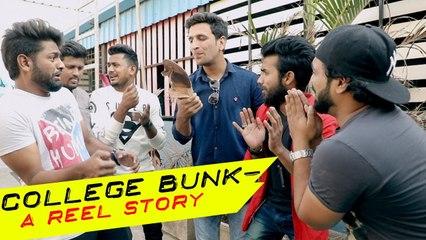 College Bunk - A Reel Story    Zabardast Mast Video    Kiraak Hyderabadiz