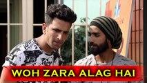Wo Zara Alag Hai || Kiraak Hyderabadiz Funny Video || Shehbaaz Khan Imran & Khan Immi