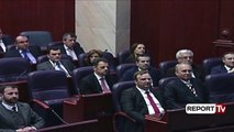 Report Tv-Maqedonia miraton ndryshimet kushtetuese për emrin e ri, hapet rruga për në NATO