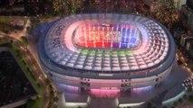 Les images du futur Camp Nou en 2024