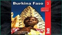 D.O.W.N.L.O.A.D [P.D.F] Burkina Faso ([Bradt Travel Guide] Bradt Travel Guides) [E.B.O.O.K]