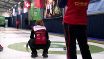 World Curling Tour, PAF Masters 2018, Team Fellmann (SUI) vs Team Lijun Zhang (CHN)