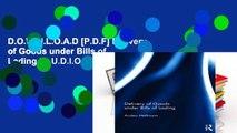 D.O.W.N.L.O.A.D [P.D.F] Delivery of Goods under Bills of Lading [A.U.D.I.O.B.O.O.K]