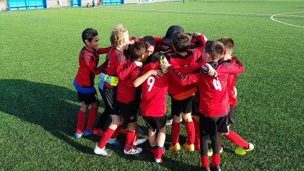 Victoire des U11 au tournoi de St Medard de doulon