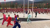 Jessica is exploring the 12th Shaolin International Wushu Festival, which is a celebration of Chinese martial arts of all styles.  Schools come from around the