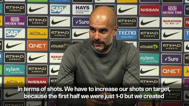 Eng Sub: Soccer Manchester City Reaction