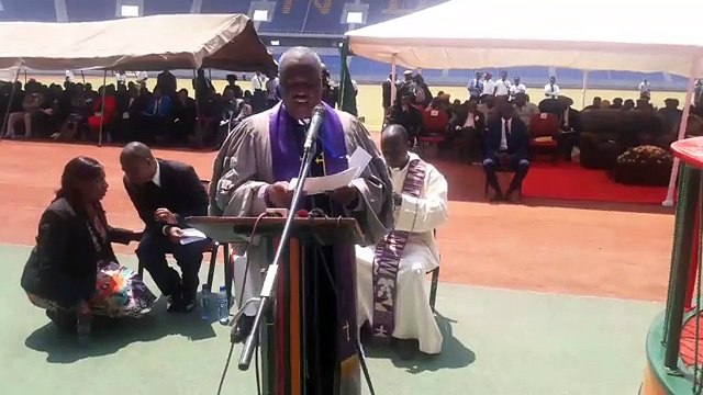 Fellow country and women,We are streaming live from Levy Mwanawasa Stadium here in Ndola where I am officiating at the opening of the 31st General Conference