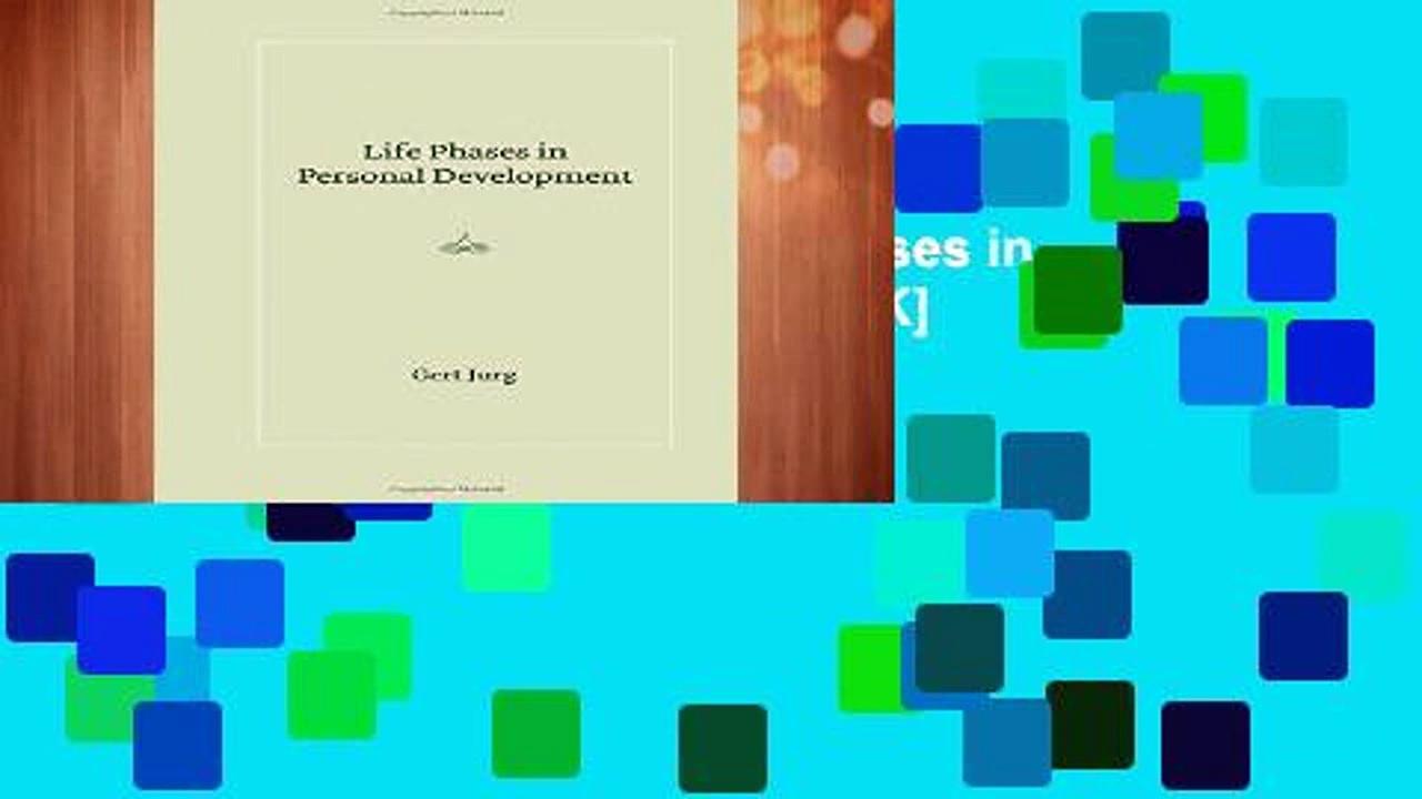 D.O.W.N.L.O.A.D [P.D.F] Life Phases in Personal Development [E.B.O.O.K]
