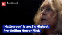 'Halloween' Is A Box Office Blockbuster