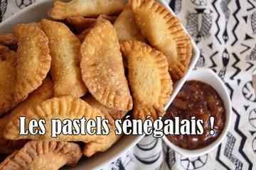 #LGDK : Les Pastels Sénégalais