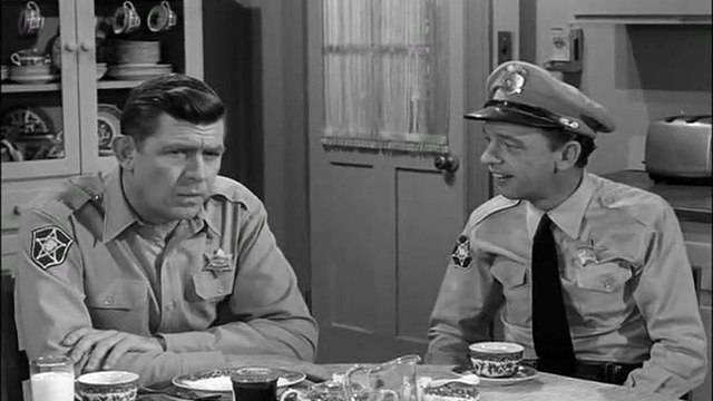 The Andy Griffith Show S03 E23 - Andy Discovers America