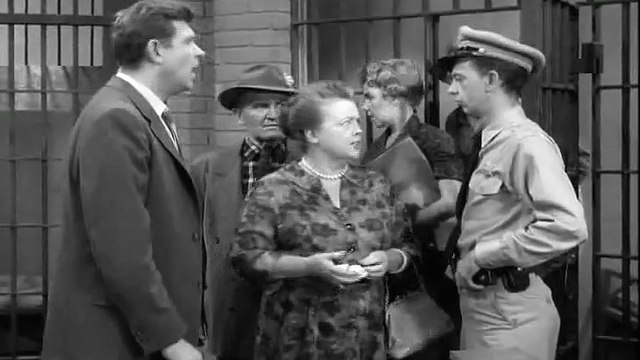 The Andy Griffith Show S01E20 - Andy saves Barneys Morale