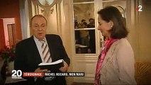 L'incroyable témoignage de la femme de Michel Rocard qui révèle que son mari aurait voulu se présenter à la place de Ségolène Royal en 2007 - Regardez