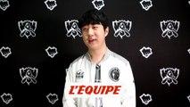 Duke (Invictus Gaming) «Fnatic a pris un ascendant sur nous» - esport - League of Legends