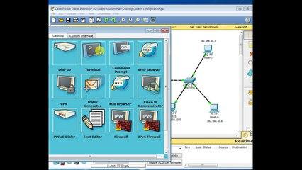 Basic Configuration of Cisco Switch