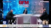 """Le mot de la fin: """"Change ton mot ! Est-ce que les maires qui se battent actuellement dans l'Aude sont des ecrocs ?"""""""