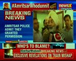 Amritsar train accident: Exclusive revelations on train mishap